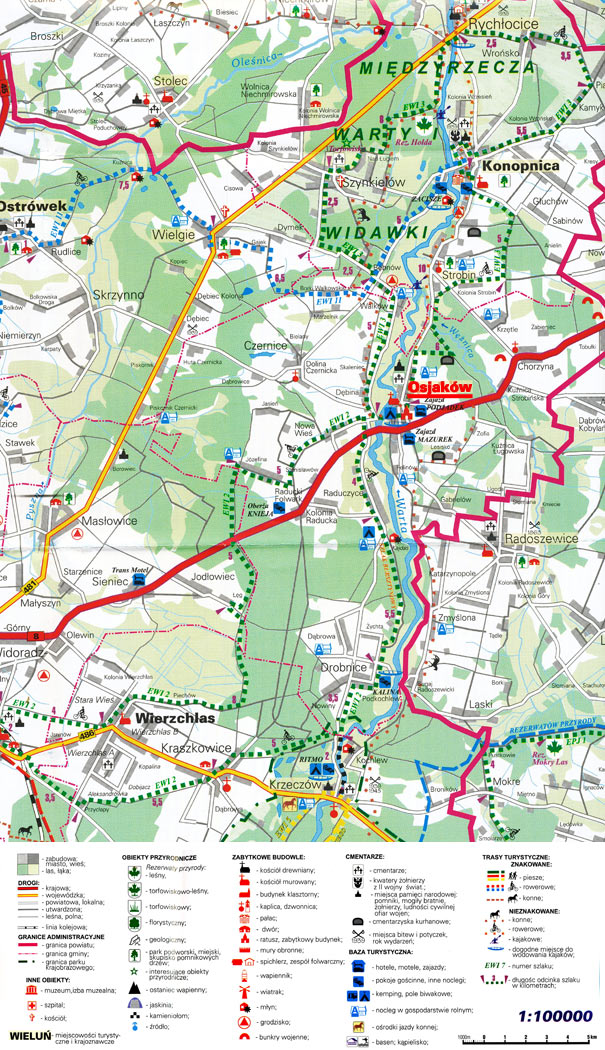 trasy rowerowe - Trasy rowerowe