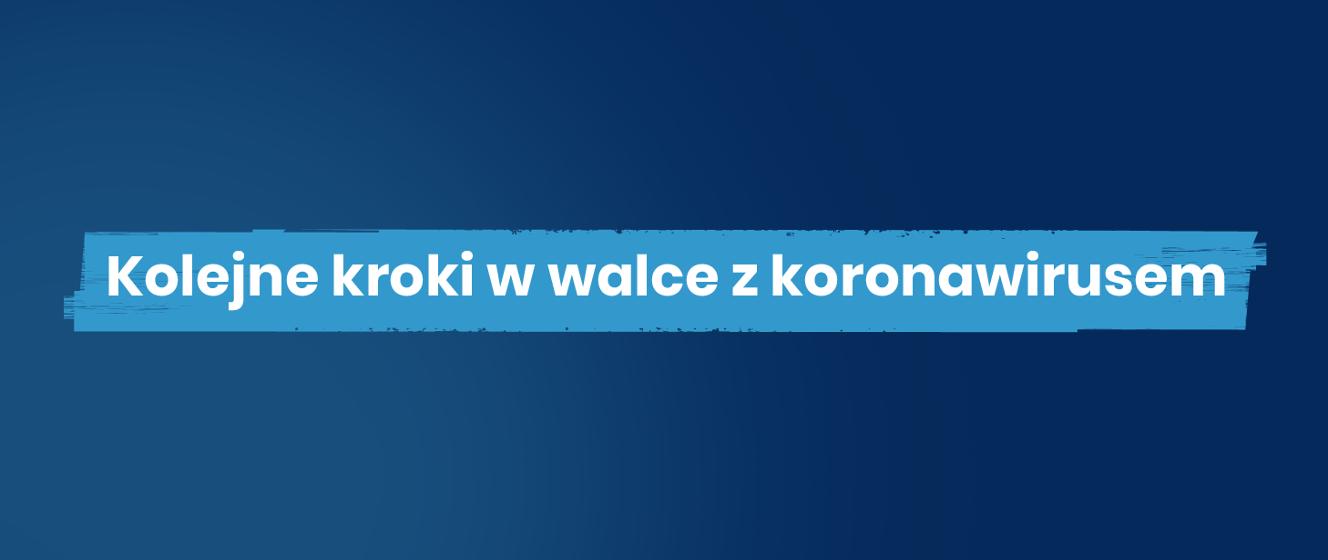 Kolejne kroki w walce z koronawirusem – w sklepie mniej osób, ograniczenia w poruszaniu nieletnich, a parki, plaże i bulwary zamknięte - Koronawirus: informacje i zalecenia - Portal Gov.pl