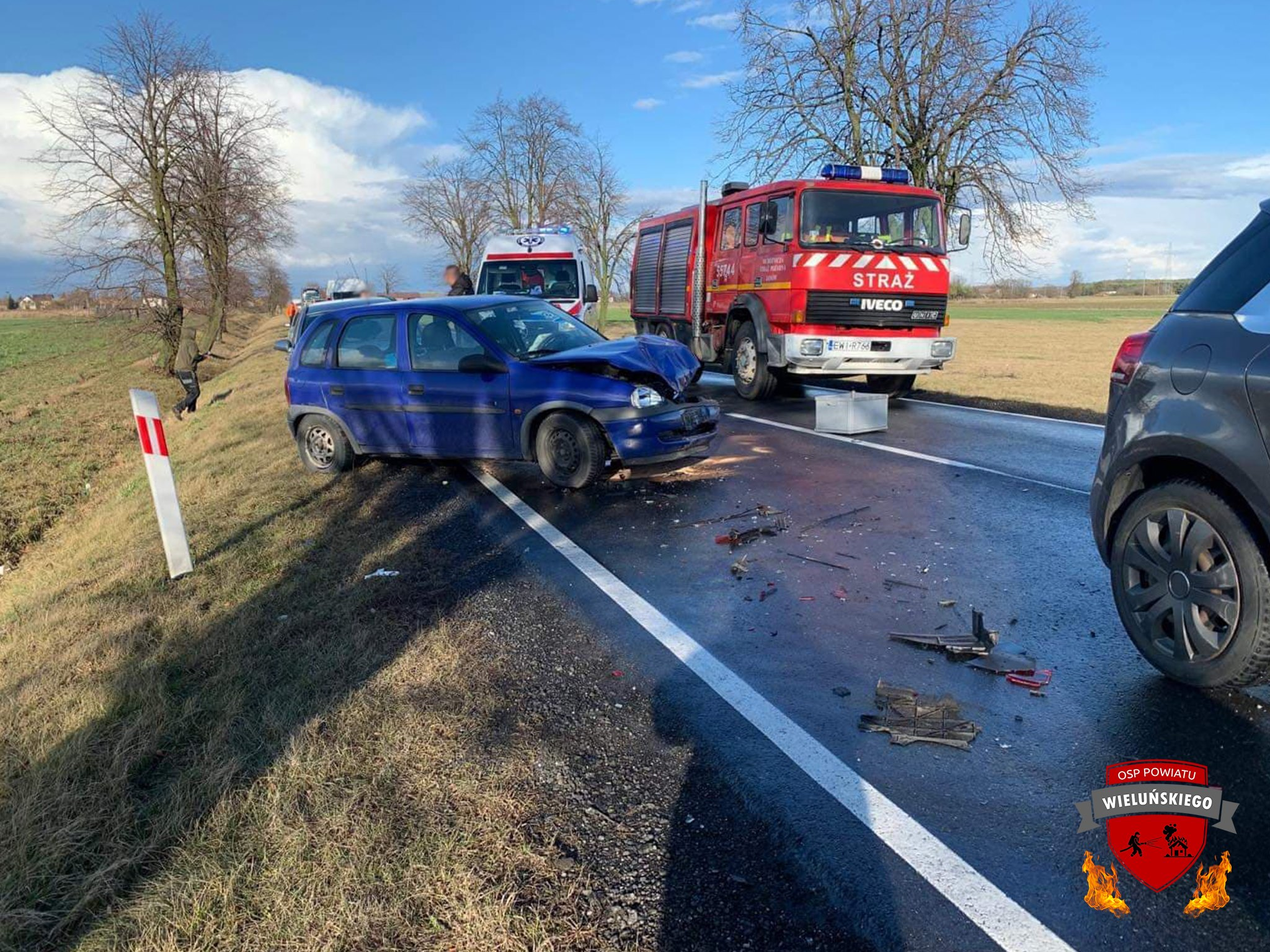 ALARM 1417 18.02.2020 Wypadek drogowy zudzialem 2 samochodow osobowych.xx&oh=9a7d566fea9a31850028676607e72099&oe=5E82171D - ALARM   14:17   18.02.2020    Wypadek drogowy zudziałem 2 samochodów osobowych,...