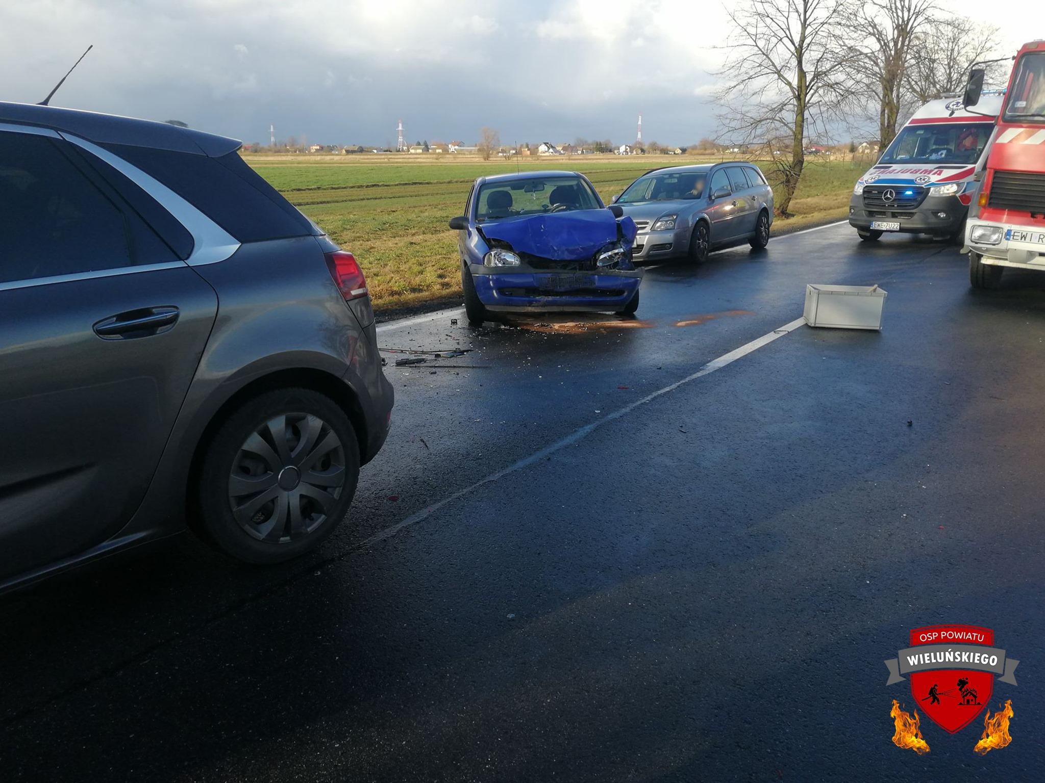 ALARM 1417 18.02.2020 Wypadek drogowy zudzialem 2 samochodow osobowych.xx&oh=fa0d8407e32e892f39674c2ab589128a&oe=5E82A396 - ALARM   14:17   18.02.2020    Wypadek drogowy zudziałem 2 samochodów osobowych,...