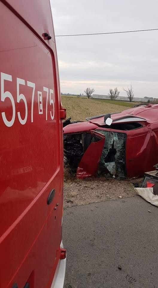 ALARM0844 02.11.2019 Wypadek drogowy zudzialem samochodu osobowego Staw Za.xx&oh=3a9473482bfa8db13da377eea797025c&oe=5E91D6BB - ALARM08:44 02.11.2019  Wypadek drogowy zudziałem samochodu osobowego  Staw   Za...