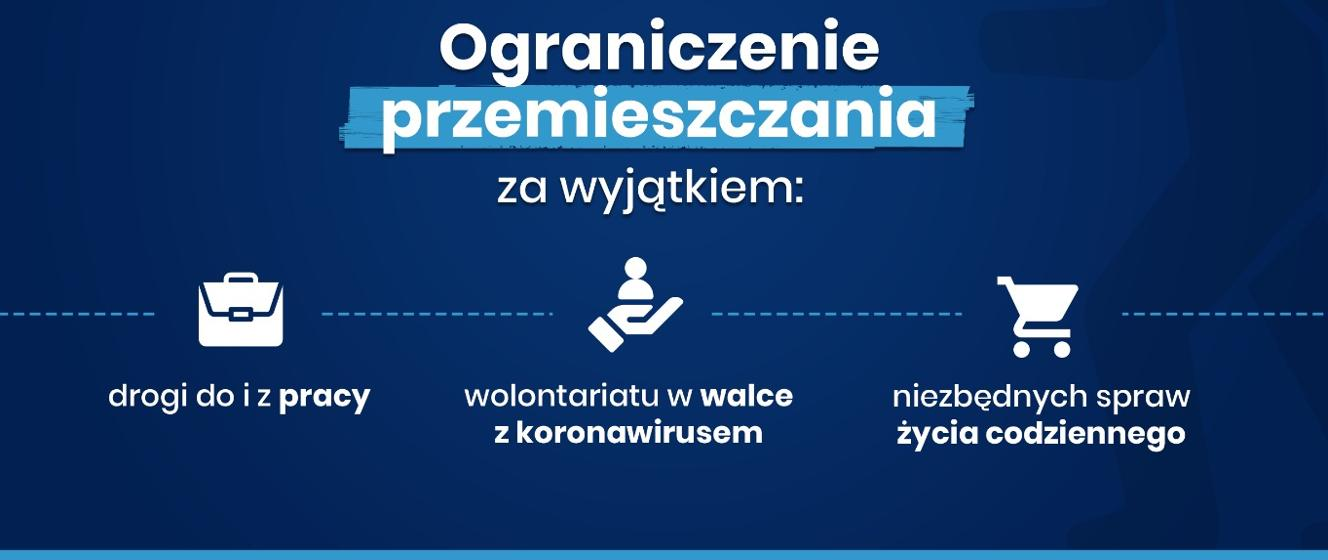 Wprowadzamy nowe zasady bezpieczeństwa w związku z koronawirusem - Koronawirus: informacje i zalecenia - Portal Gov.pl